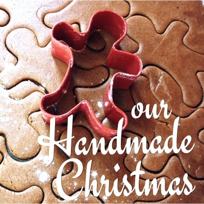 the story of our big year of handmade Christmas