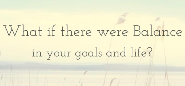 Goal-along