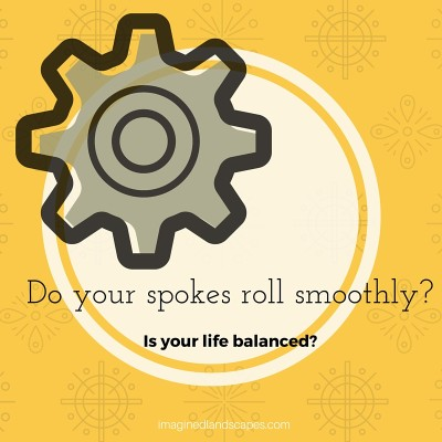 Do your spokes roll smoothly?