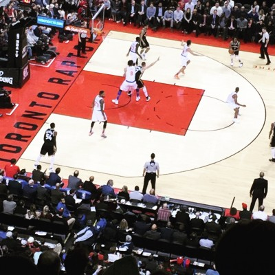 Toronto Raptors on a winning streak