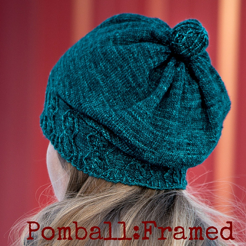 Pomball: Zig - knitting pattern
