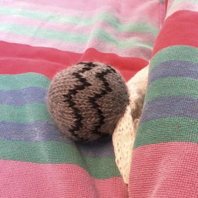 Tutorial: How to wash and block a Pomball - it's easy!