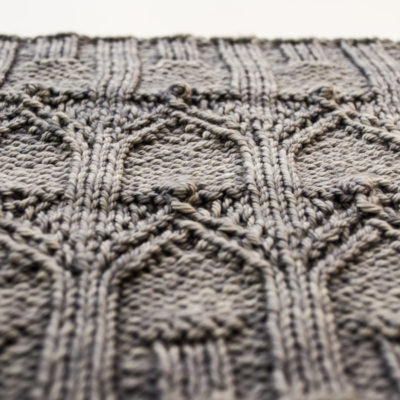 New cowl pattern for you to knit from Imagined Landscapes coming soon! Rain on Notre Dame cowl teaser