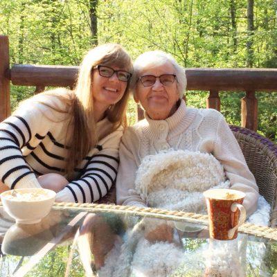 Gramma and I