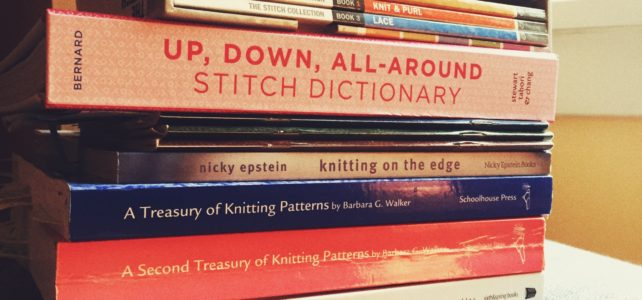 Designing on the Go with Online Stitch Dictionaries