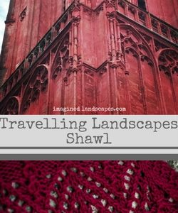 The Travelling Landscapes Shawl