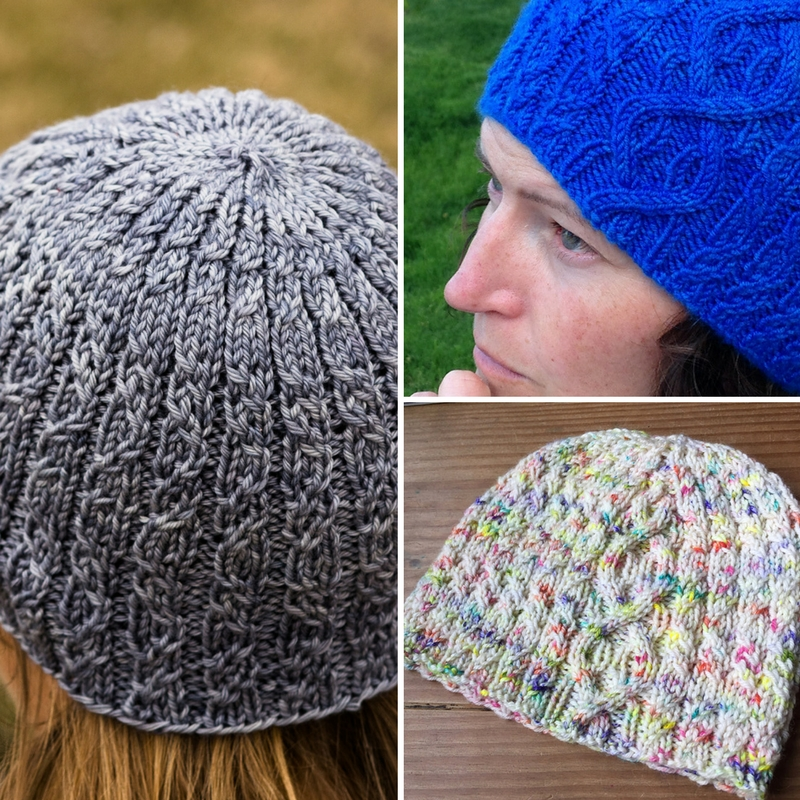 details of the Stormy Harbour Hat
