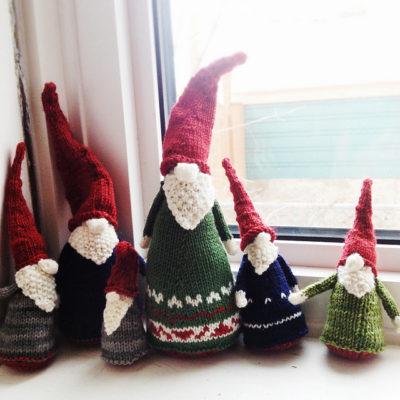 Gnomes for fun and frolics