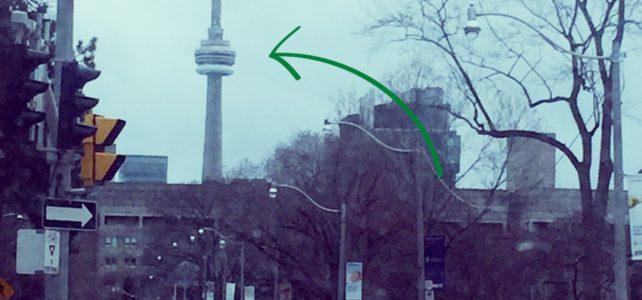 Travelling to Toronto