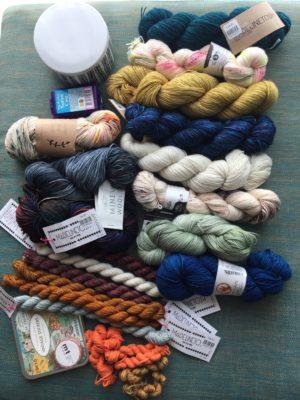 Toronto Treats: yarn and notions