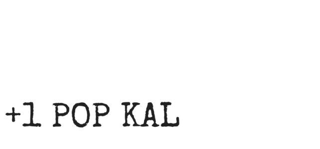 +1 Pop Knitalong