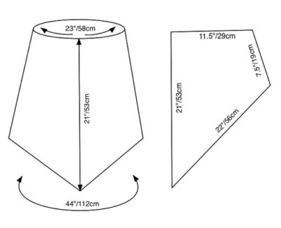 Street Art Cowl schematic