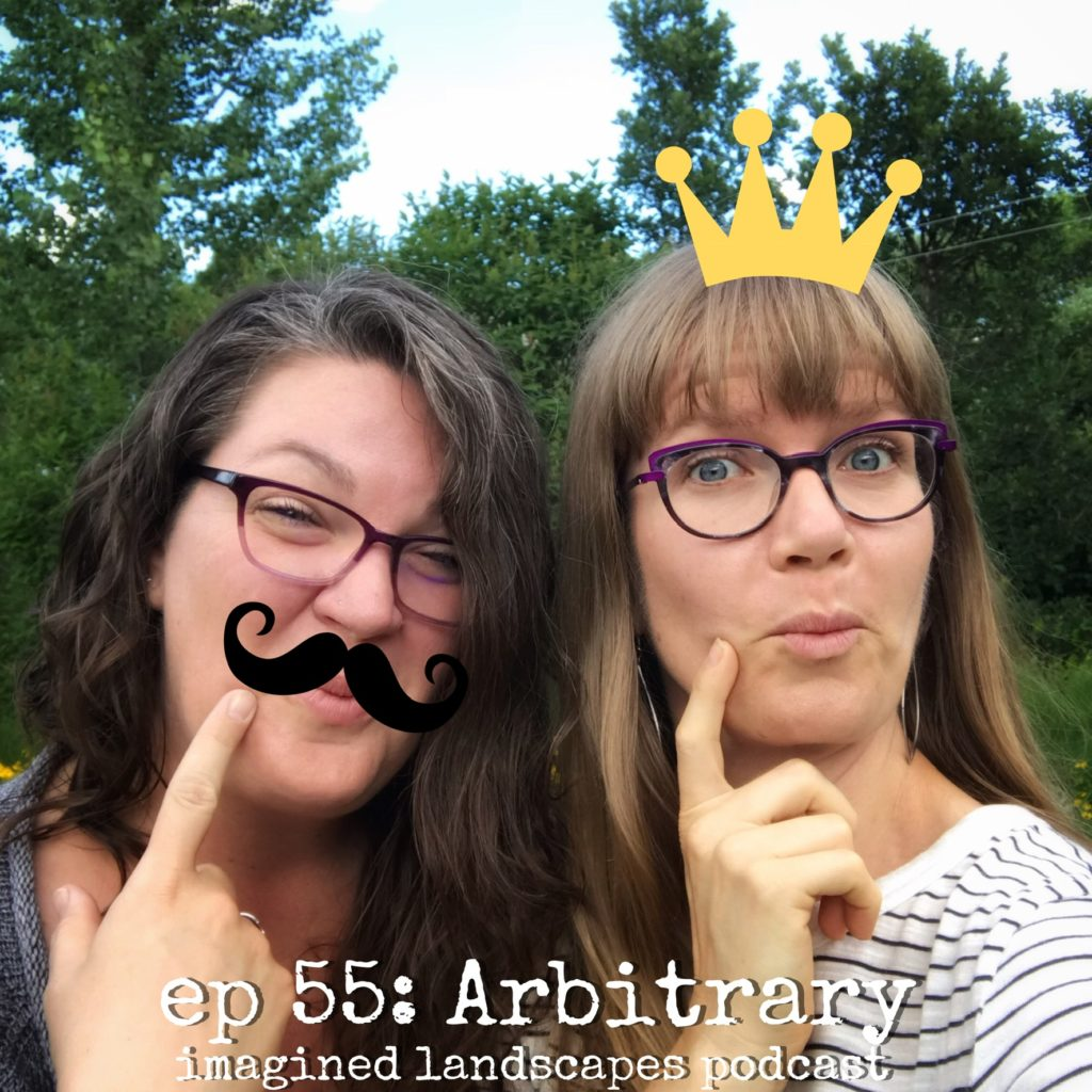 Episode 55: Arbitrary - a knitting podcast from Imagined Landscapes