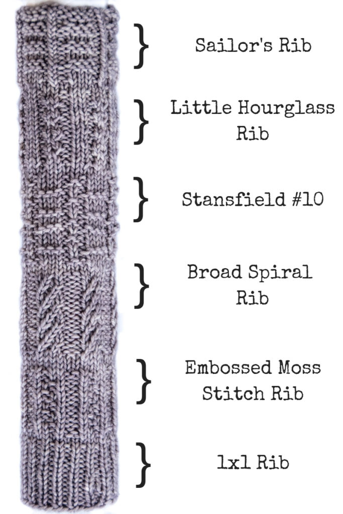 The Brimmish Hat pattern from Imagined Landscapes - 6 brims, 8 sizes, 2 lengths!