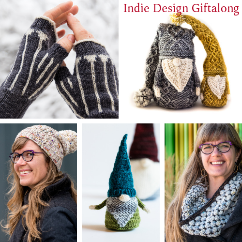 20 knitting patterns on sale this week! 25% off