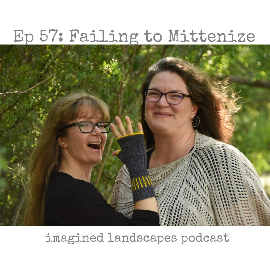 Knitting podcast from Imagined Landscapes