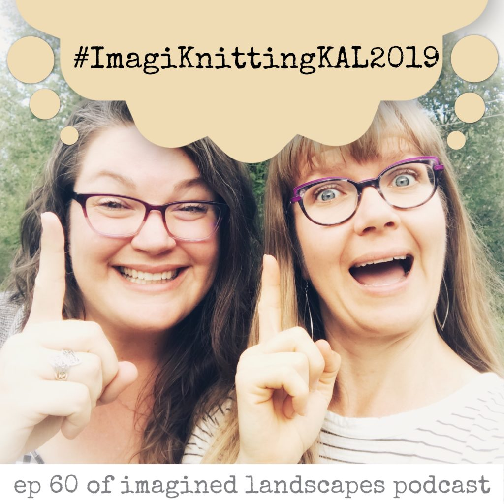 Imagined Landscapes Podcast - episode 60