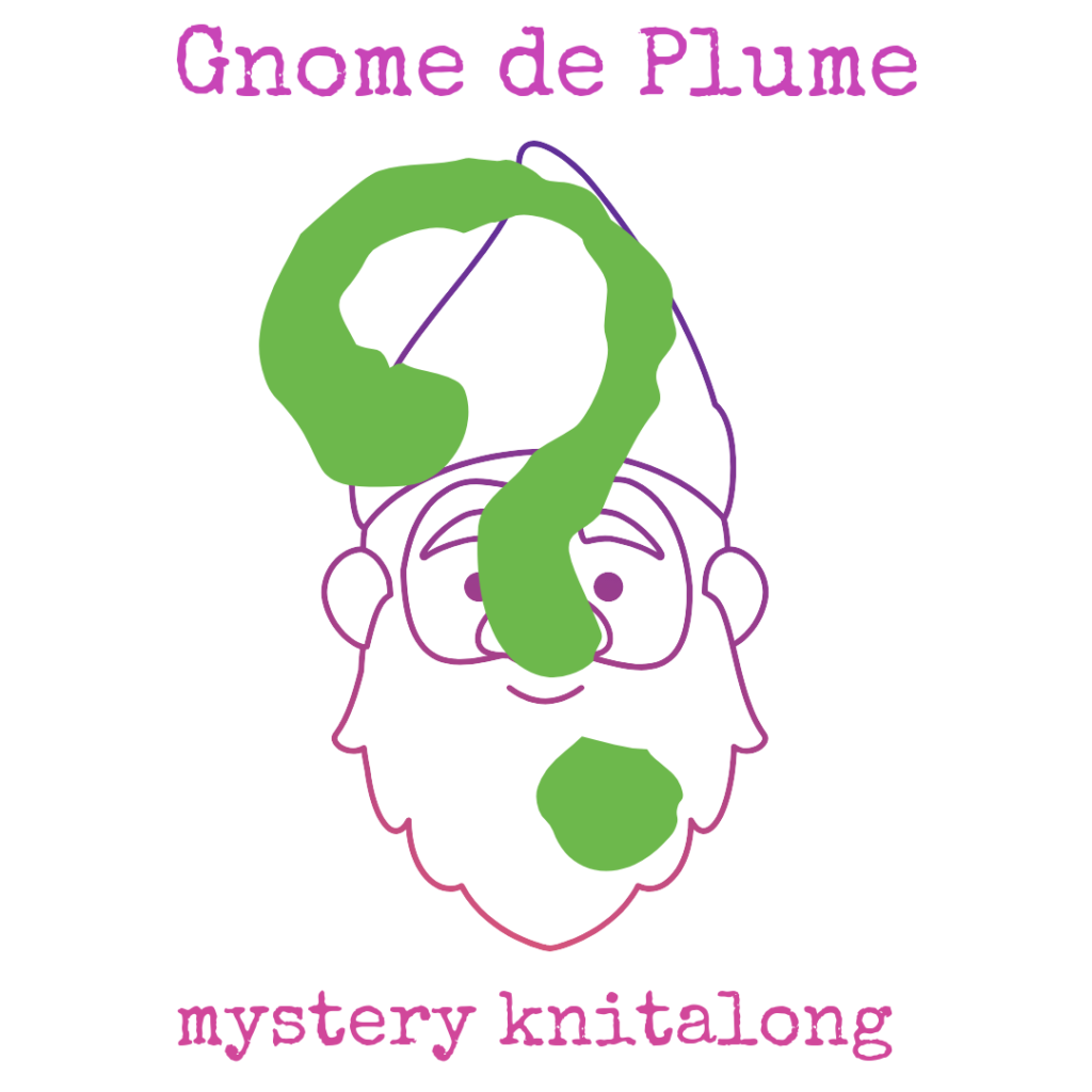 Gnome De Plume Mystery Knitalong from Imagined Landscapes Designs