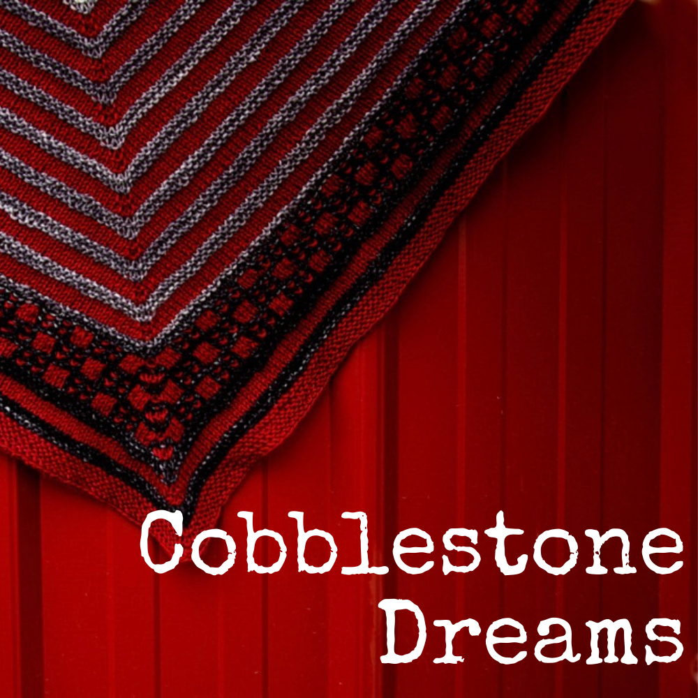 Cobblestone Dreams Shawl
