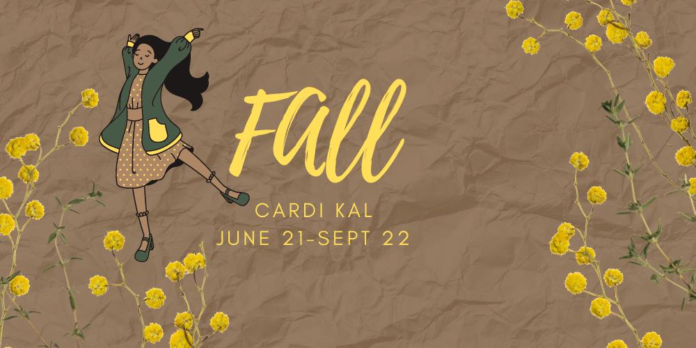 Fall Cardigan Knitalong