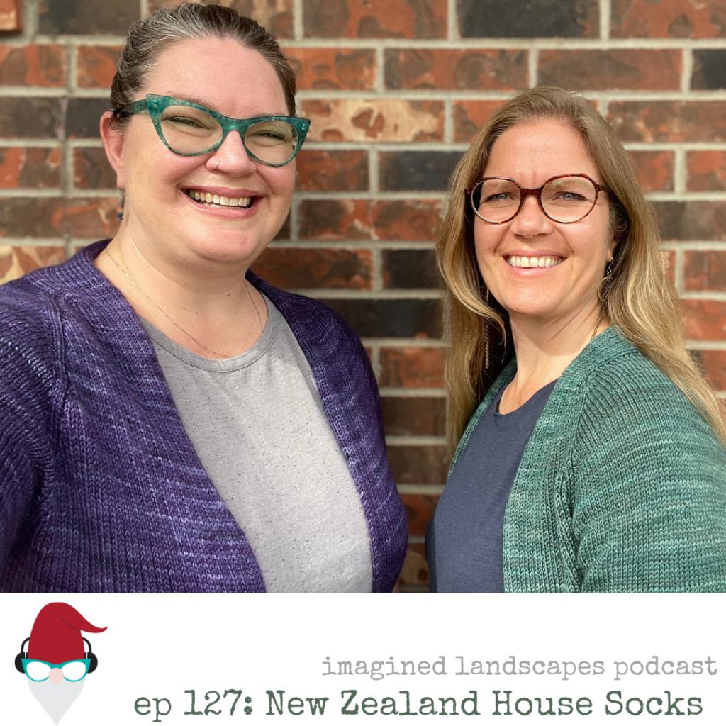 knitting podcast